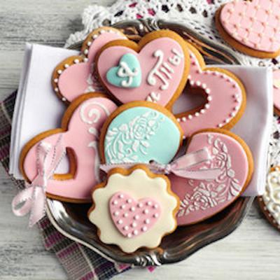 初心者にも人気! 簡単につくれる可愛いアイシングクッキーのデザイン5選!