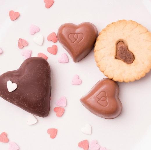簡単褒められ♡本命バレンタインクッキーの可愛いラッピング特集