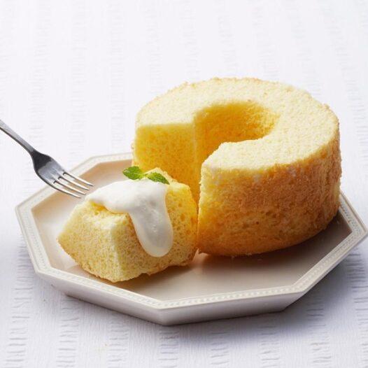 ふわふわシフォンケーキの作り方レシピ♡5つのコツで失敗知らず