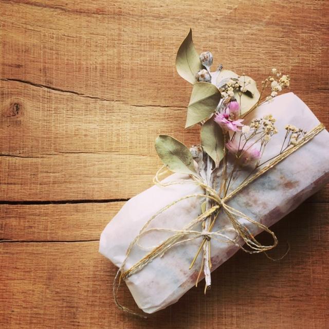 簡単♡パウンドケーキをおしゃれにラッピングする方法