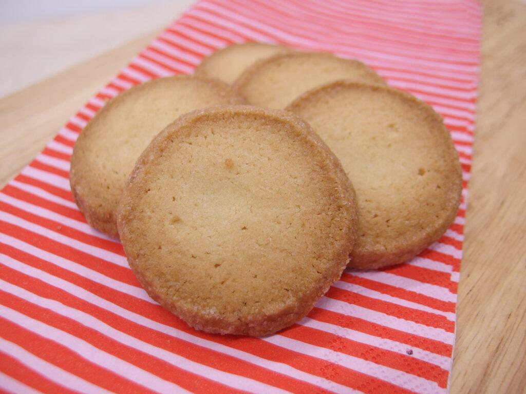 赤煉瓦でつくるクッキー