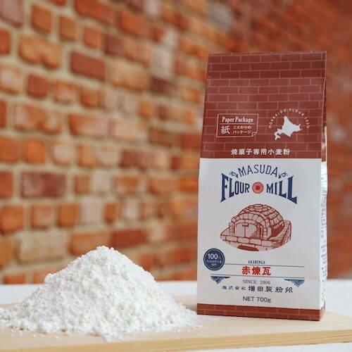 増田製粉所×Pastreet 小麦粉のプロx焼菓子容器のプロによる『焼菓子専用小麦粉』プロジェクト